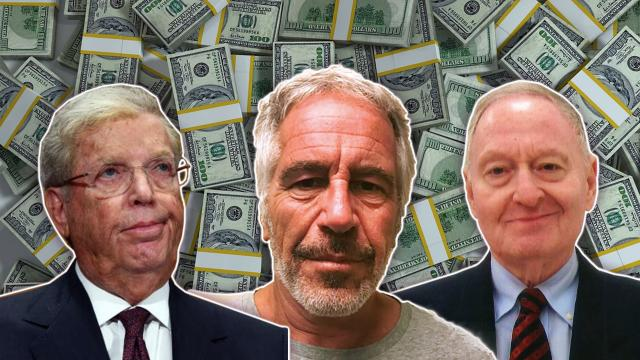 Epstein Manipulation, P3 The Men of Money