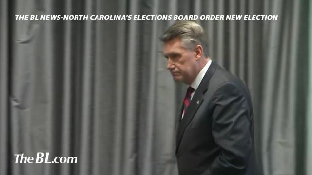 The BL News-North Carolina's elections board order new election