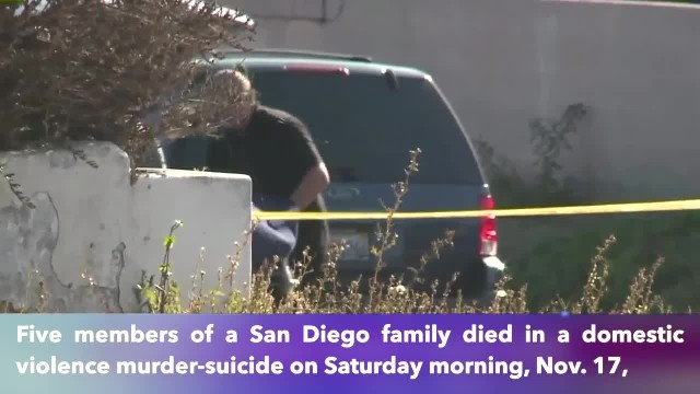Boy, 9, in critical condition after his father fatally shoots mother and 3 siblings
