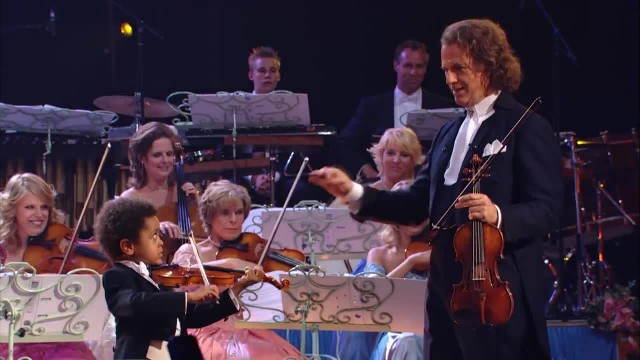 5-Year-Old Violin Prodigy Steps On Stage. When He Starts Playing, Watch His Hands Very Closely…