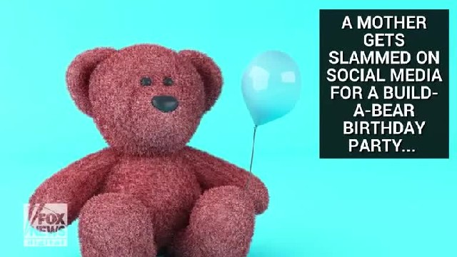 Mom demands children give their Build-A-Bears to daughter at birthday party, gets slammed on social