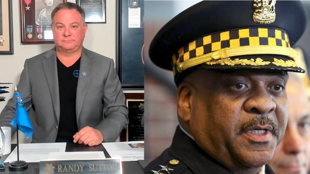 Chicago police superintendent facing investigation - Randy Sutton