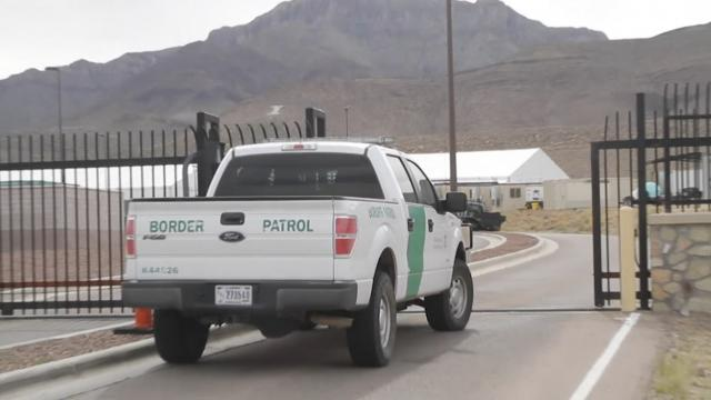 The U.S. Government opens two new border facilities