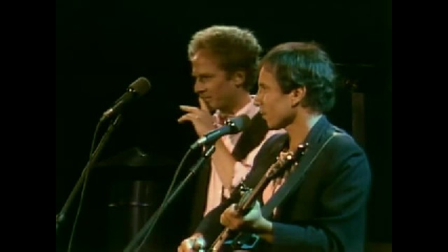 Simon & Garfunkel Haunting Rendition Of 'Sound Of Silence' Is Still Pure Perfection