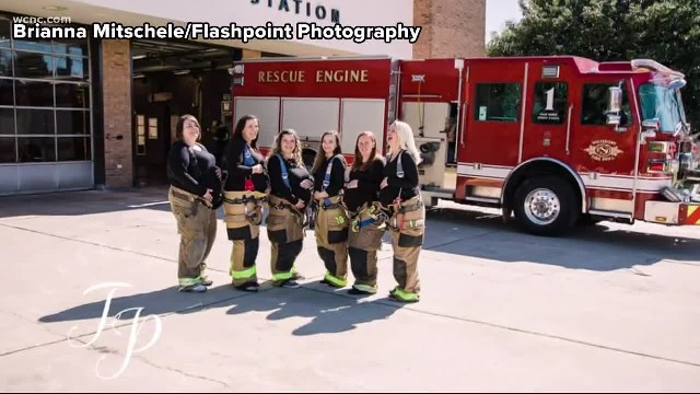 7 firefighter wives pregnant at the same time
