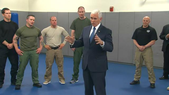 The BL News—Vice President Pence tells border agents help is on the way