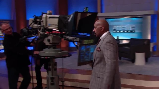 I'm going to cuss when I'm 100 -- STEVE HARVEY