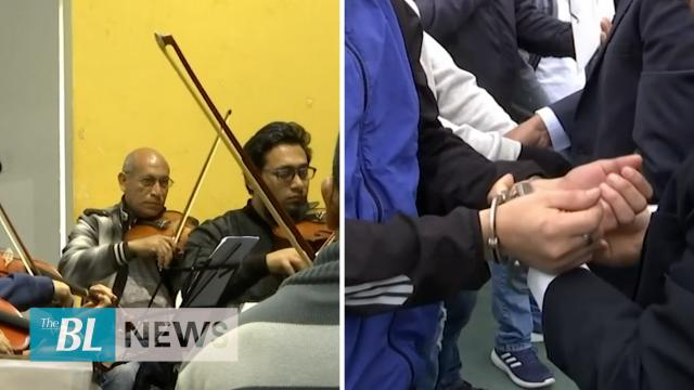 Beethoven in jail: Peru rehabilitates criminals with classical music