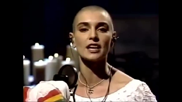 Remembering why Sinead O'Connor tore up a picture of the Pope on national TV