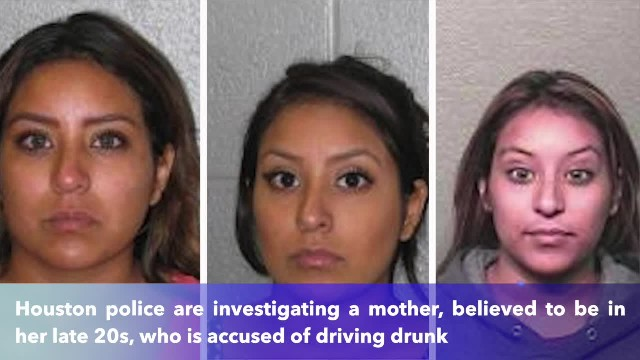 Texas mother accused of driving drunk in crash that killed her toddler son