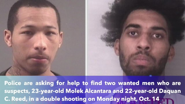 Virginia police looking for suspects in MacArthur Center shooting left two people injured !!!