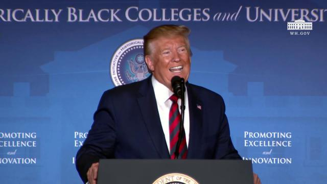 President Trump Remarks at the 2019 National Historically Black Colleges and Universities Conference