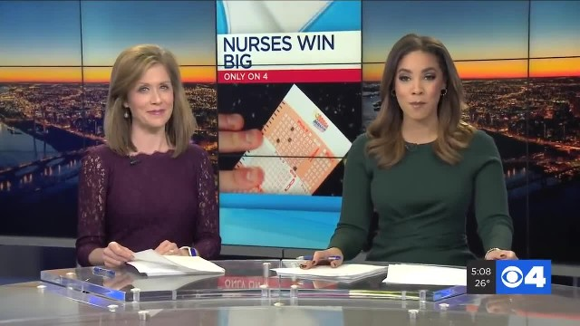 126 NICU nurses win the lottery they and left the earnings to the two needing it most