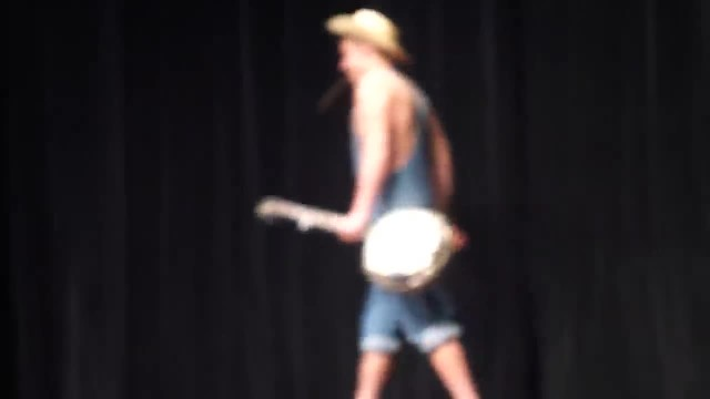 They laughed when this boy brought out his banjo - but when he started to play?