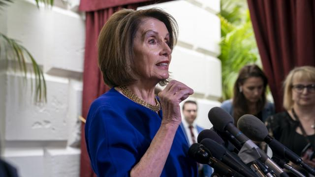 """Pelosi On Immigration Laws_ """"In Terms Of Interior Enforcement…What's The Point"""""""