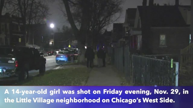 14-year-old Chicago girl shot in chest during meet-up to buy item in Chicago