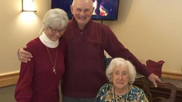 80-year-old twins celebrate birthday with 103-year-old mother in Maine