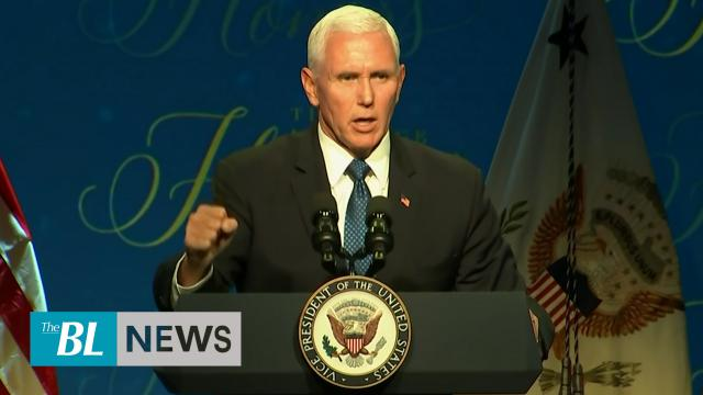 Pence says President Trump is keeping his word to the American people