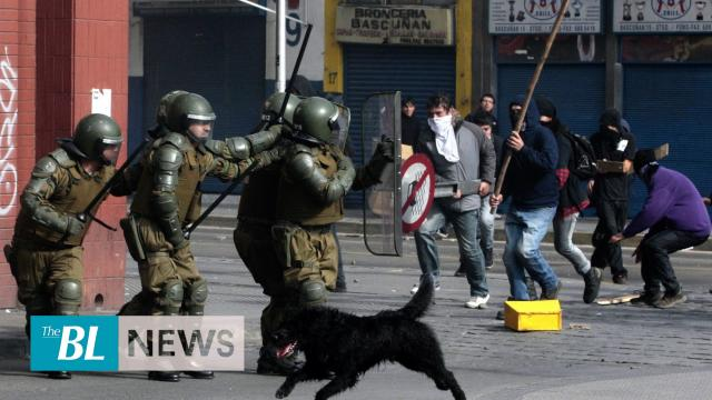 Chile investigates interference in protests