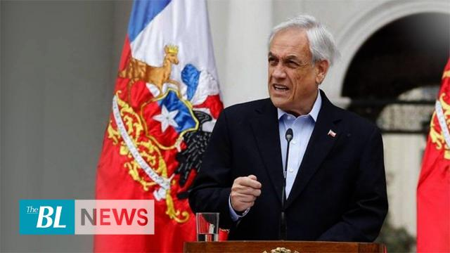 "Piñera: ""It's time to say enough"""
