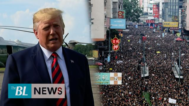 President Trump warns China against 'another Tiananmen Square""