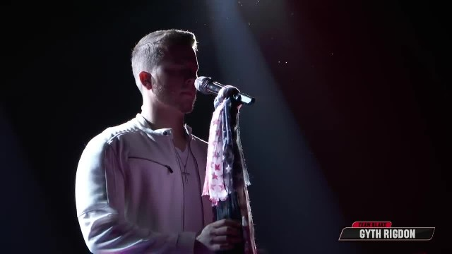 Gyth Rigdon Performs Lee Greenwood's -God Bless the U.S.A.- - The Voice Top 8 Semi-Final 2019