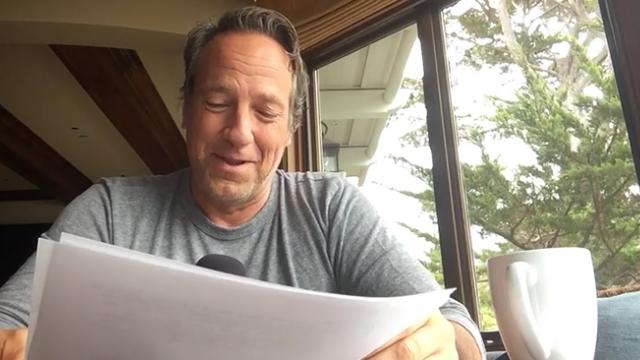 Mike Rowe Reads Hilarious Email From His Mother