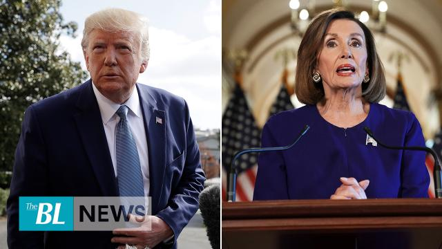 Trump to tell Pelosi: White House won't proceed with impeachment until the full House votes