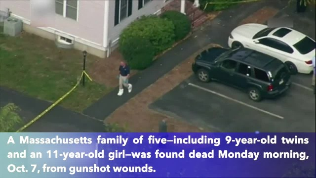 Massachusetts family of five, including three children, found shot to death