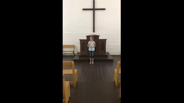 12-year-old sings 'How Great Art Thou' and gives everyone goosebumps