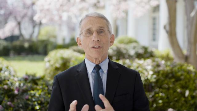 Dr. Anthony Fauci: What to do if you feel sick