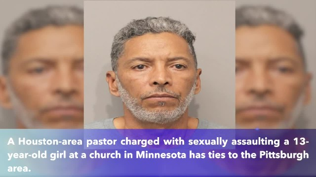 Houston-area pastor charged with sexually assaulting 13-year-old girl