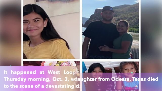 A broken Texas family- father, 14-year-old daughter killed in crash; four others in the hospital