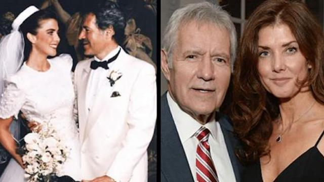 Cancer-sick Alex Trebek wishes hed met his wife earlier We could