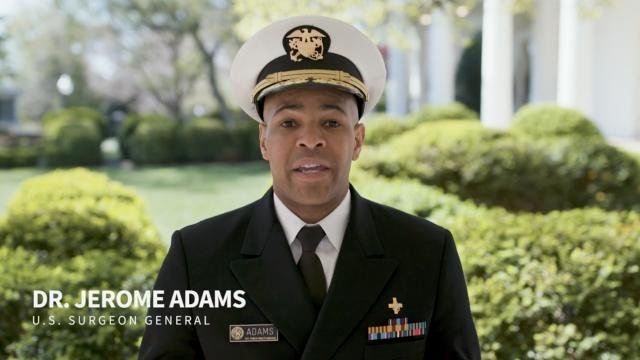 Surgeon General PSA - Mental health