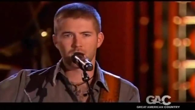Josh Turner _  'He Stopped Loving Her Today'