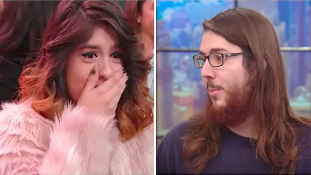 Her boyfriend undergoes makeover, but no one expects stunt he