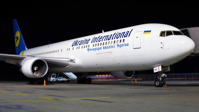 All 176 aboard crashed Ukrainian jet dead Iran