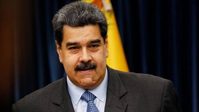 Maduro severing Venezuelan relations with US