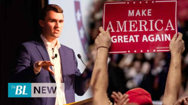 'Students are gravitating toward the successes of the Trump presidency': Young conservatives get exc