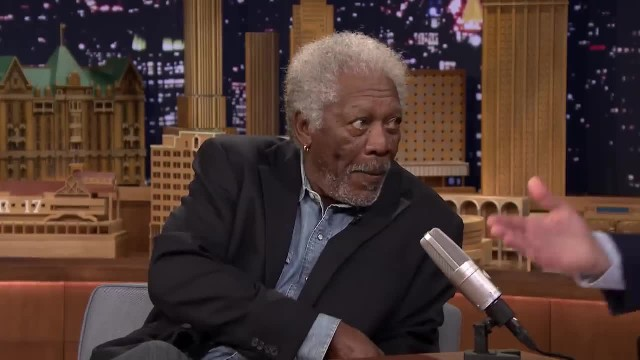 Morgan Freeman is now a beekeeper and it is perfect