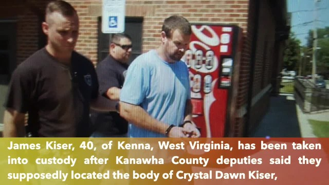 Kanawha County Sheriff's Office. Husband of missing woman charged with murder