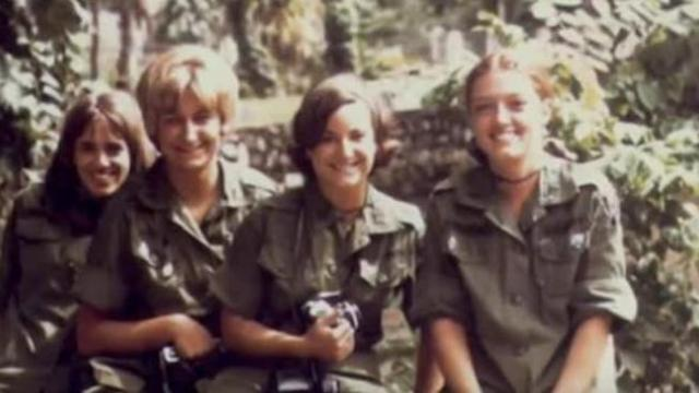 Meet the nurses who gave their lives comforting and caring for the marines
