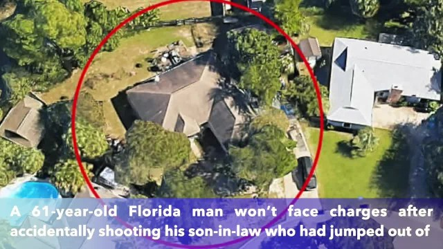 61-year-old Florida man mistakenly shot and killed his son-in-law