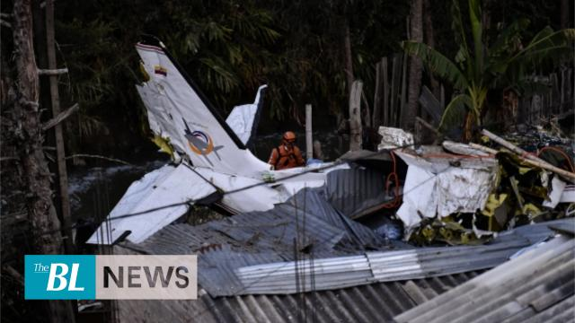 7 killed in mysterious plane crash in Colombia