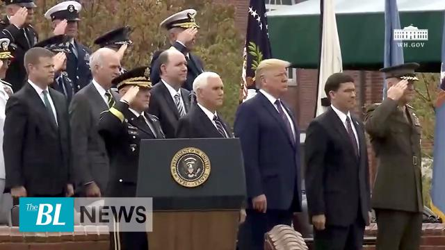 President Trump: New chairman of the Joint Chiefs of Staff