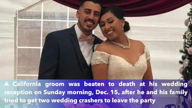 California groom beat to death by wedding crashers at his own wedding
