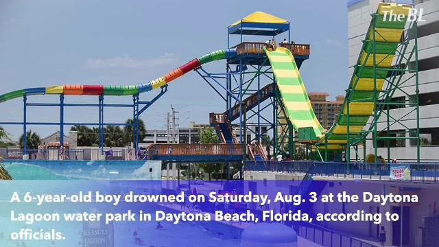 6-year-old boy drowns in wave pool at Florida water park