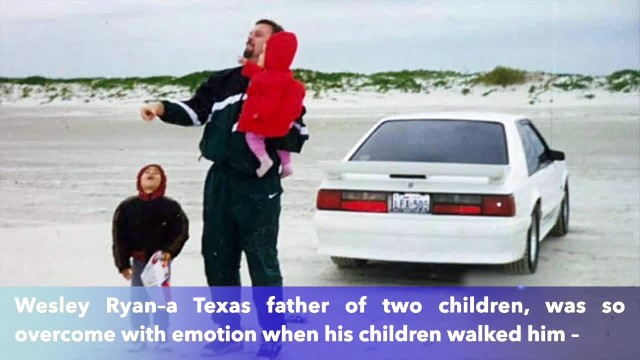Ford surprises father with revamped Mustang that he sold to pay wife's medical bills 18 years ago
