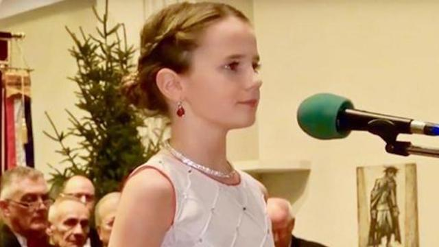 This 11-year-old's rendition of 'O Holy Night' is absolutely breathtaking